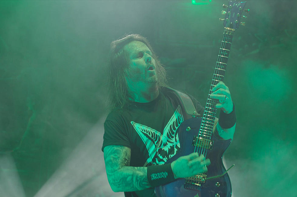 Gary Holt Cites Ritchie Blackmore + Ted Nugent as Guitar Heroes