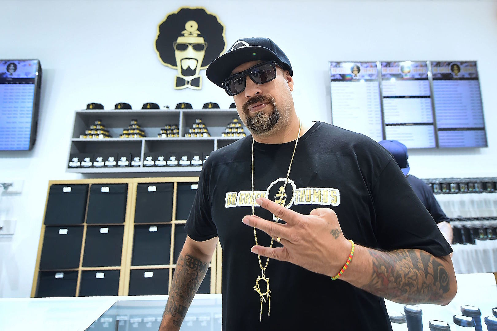 Prophets of Rage / Cypress Hill's B-Real Opens Dr. Greenthumb's Weed Dispensary