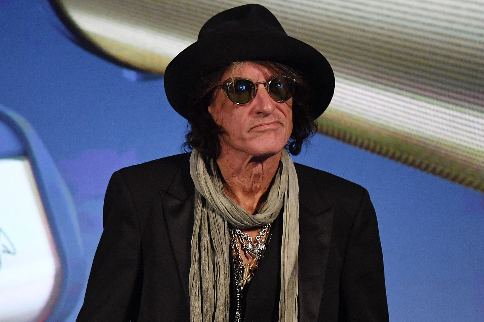 Aerosmith Guitarist Joe Perry 'Alert and Responsive' in Hospital