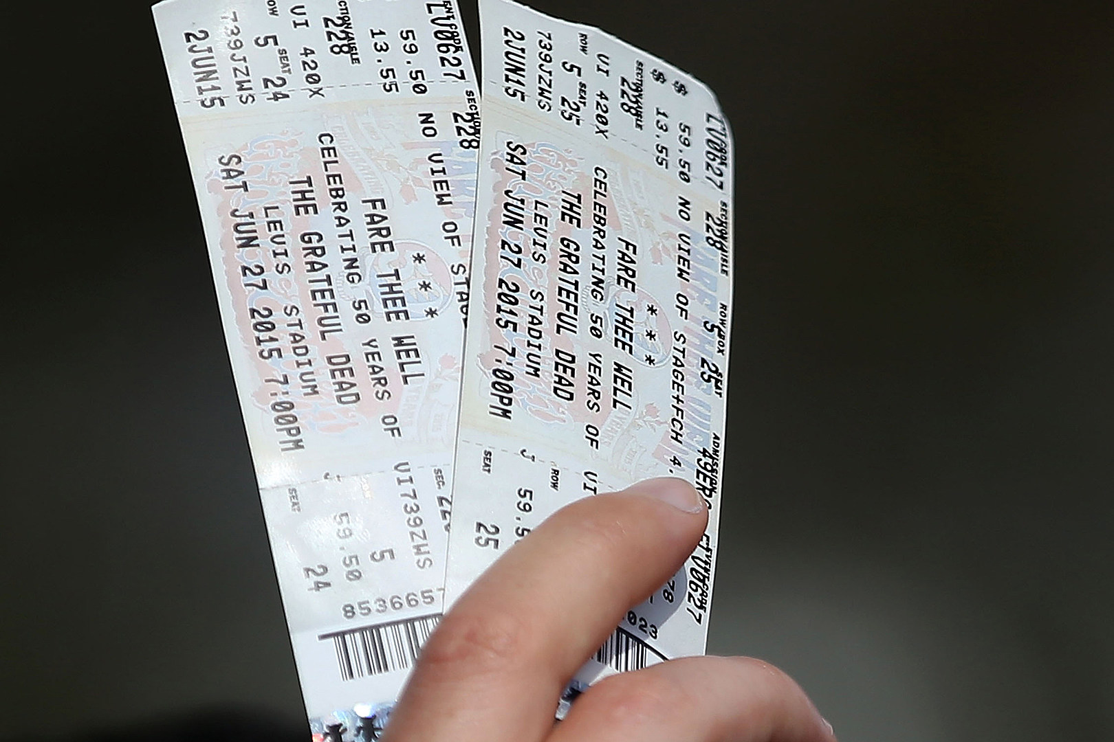 Ticketmaster Denies Ripping Off Customers With Scalping Scheme | The Rock of Rochester