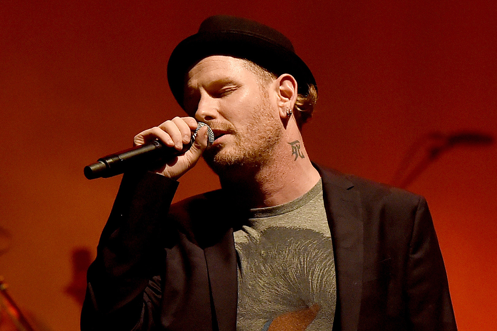 Corey Taylor Let Go of Pain Since Writing New Slipknot Album