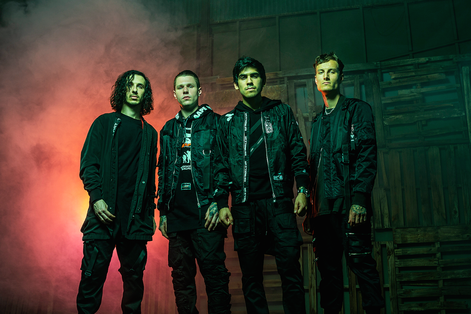 Crown the Empire Release New Song 'What I Am'
