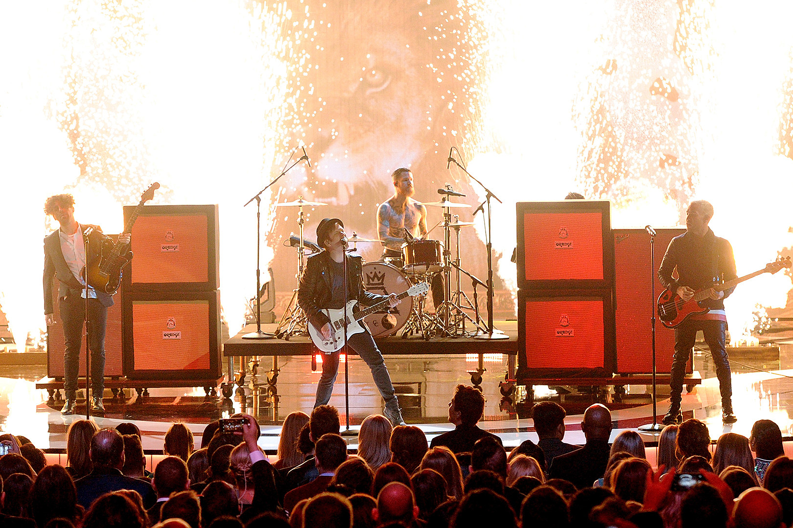 Fall Out Boy to Live Stream Upcoming Las Vegas Concert