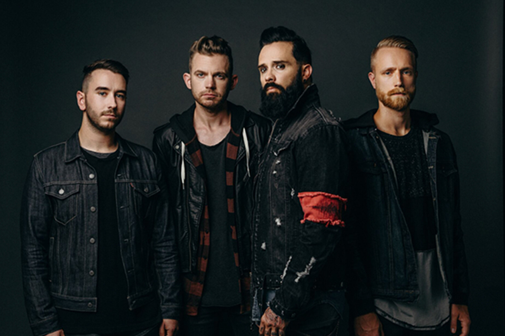 Skillet Vocalist Forms Metal Band Fight the Fury – Listen