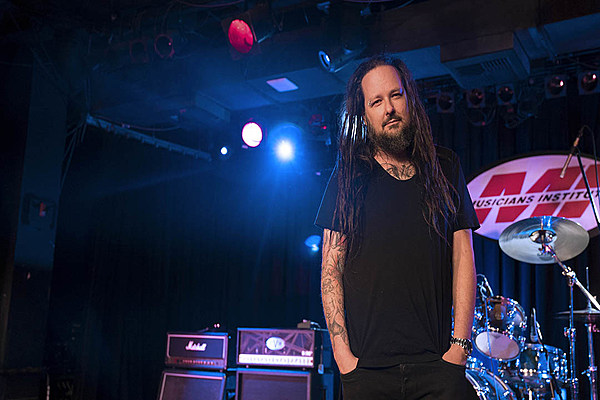 Jonathan Davis: ''Star Trek' Inspired Me To Play Bagpipes'