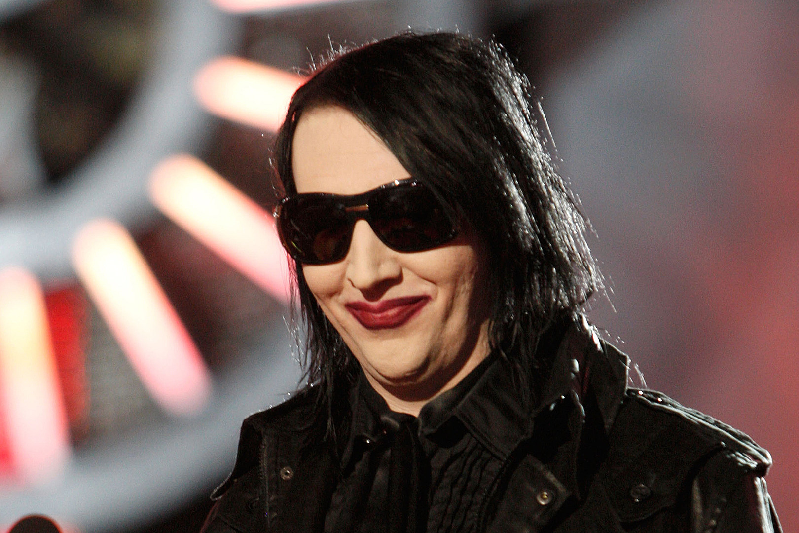 Marilyn Manson Went to Korn Show, Didn't Pee in Their Food Like He Used to