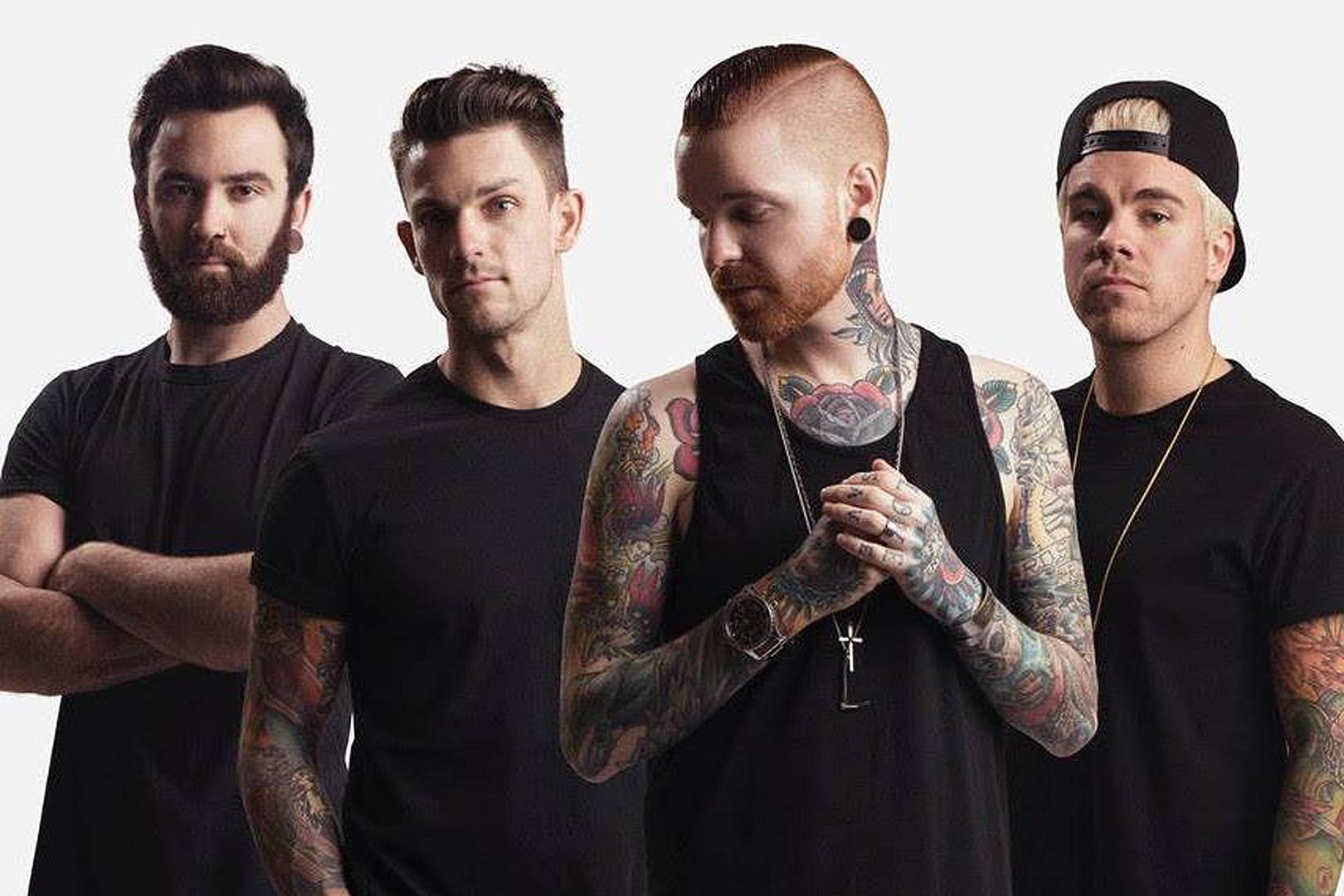 Memphis May Fire Announce 'Broken' Album + Unleash New Single 'The Old Me'