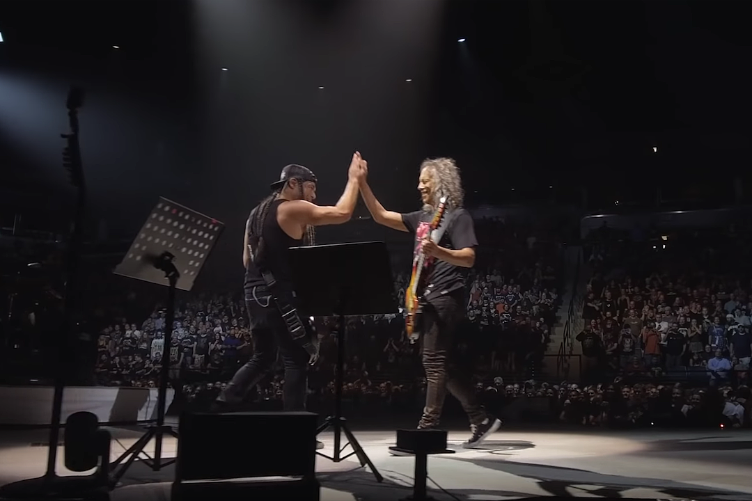 Metallica Cover Prince\'s \'When Doves Cry\' in Minnesota