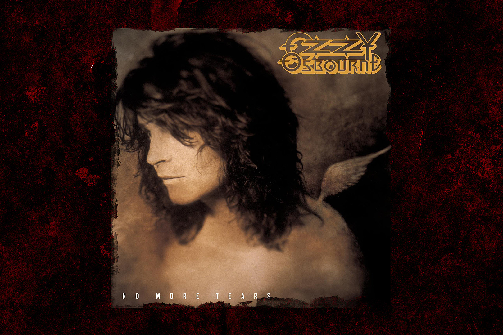 27 Years Ago: Ozzy Osbourne Gets Sober and Releases the Smash LP 'No More Tears'