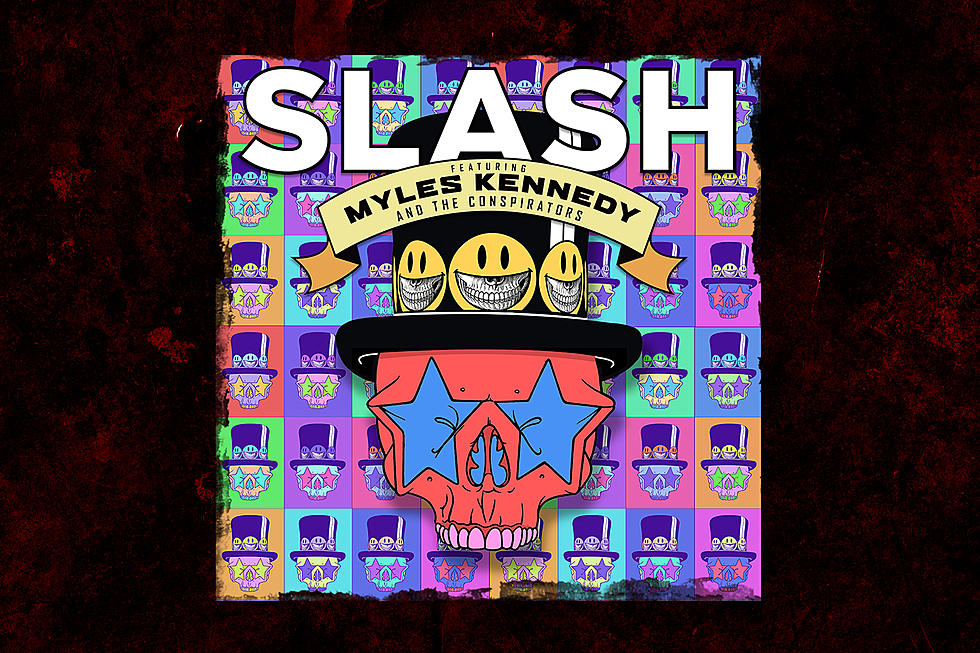 Slash And Myles Kennedy Raise The Bar With Living The Dream
