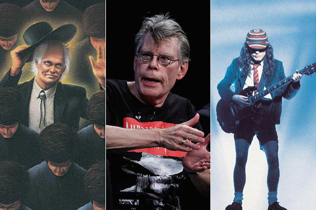 10 Metal Songs Based On, Or Inspired By, Stephen King's Works