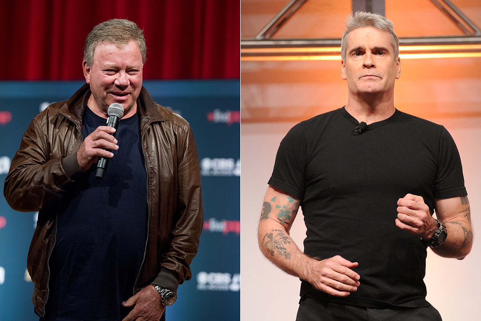 William Shatner Gets in the Christmas Spirit With Henry Rollins + More for 'Shatner Claus'