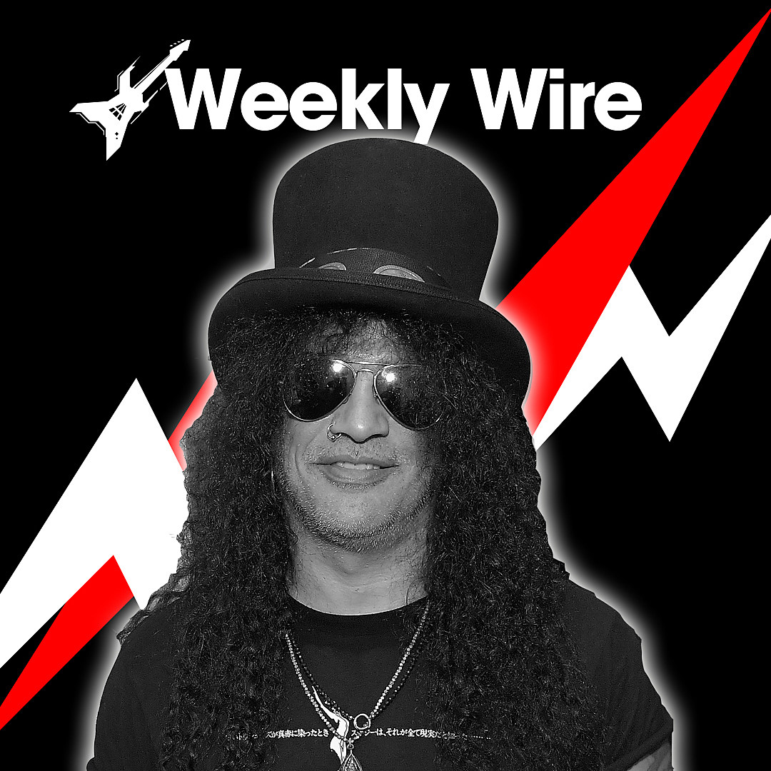 Weekly Wire: New Music From Slash, Avenged Sevenfold + More