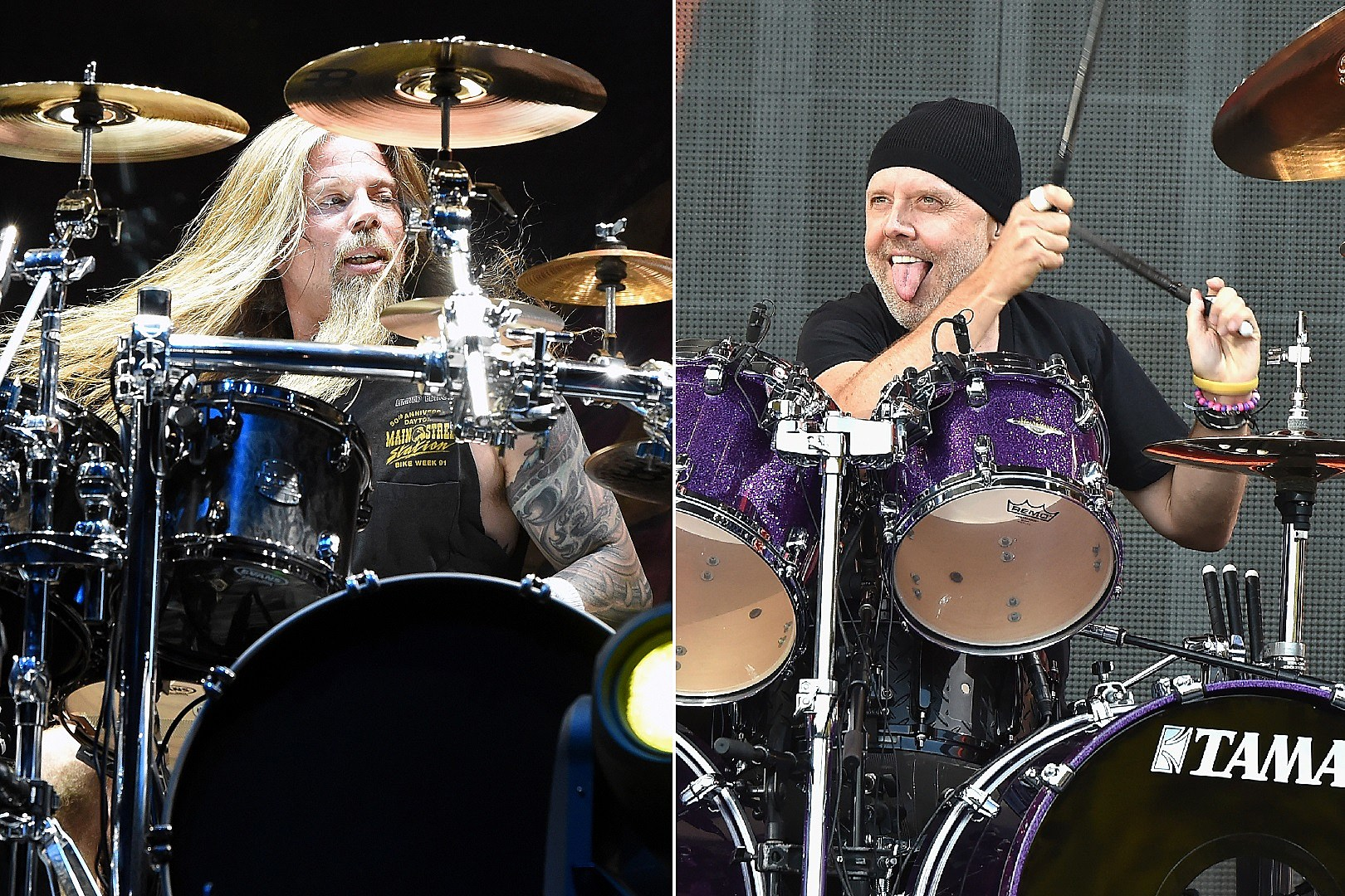 Chris Adler Asked Lars Ulrich for Advice on Working With Dave Mustaine