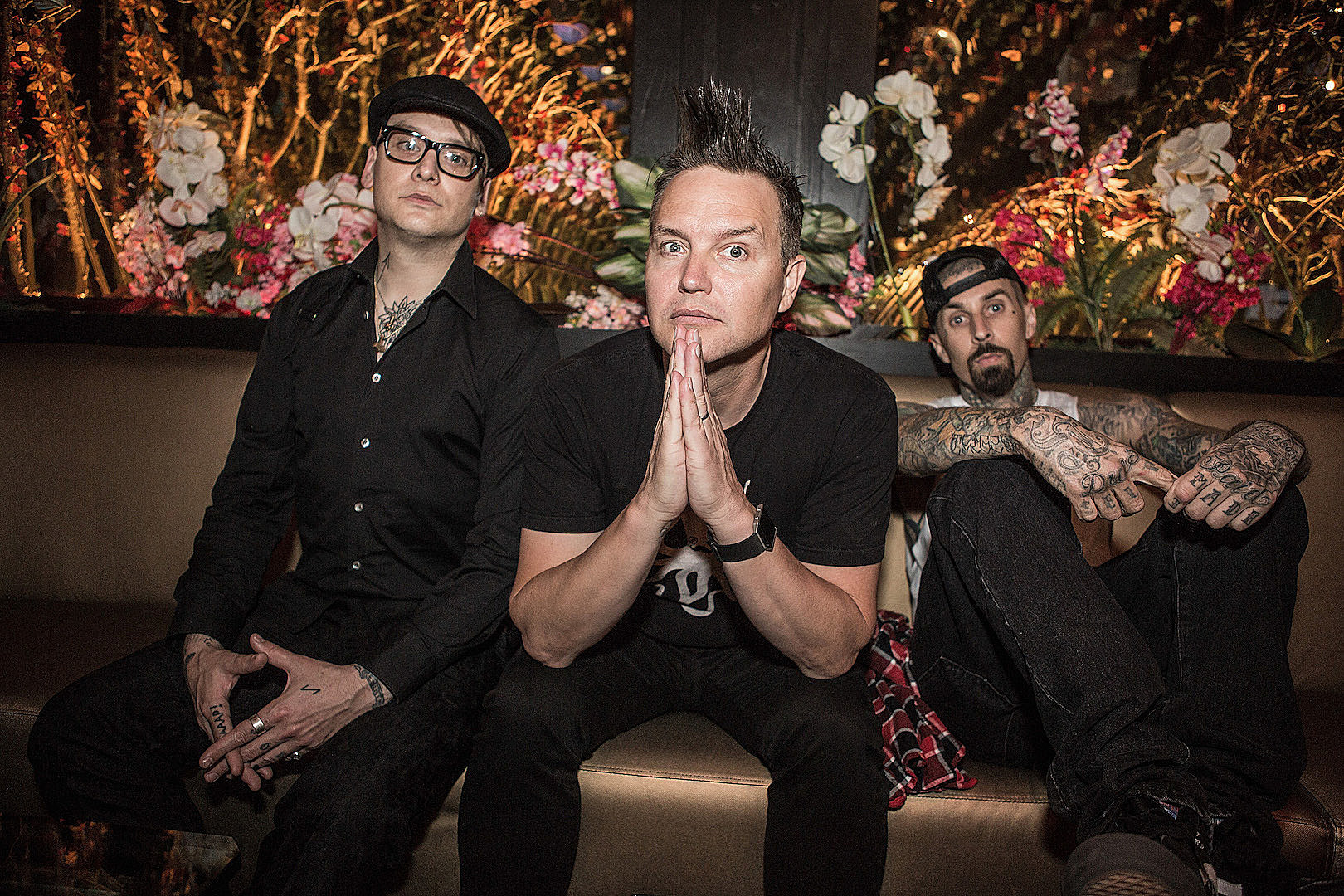 Blink-182 Serve Up 'Not Another Christmas Song,' Guest on Chainsmokers, XXXtentacion Tracks