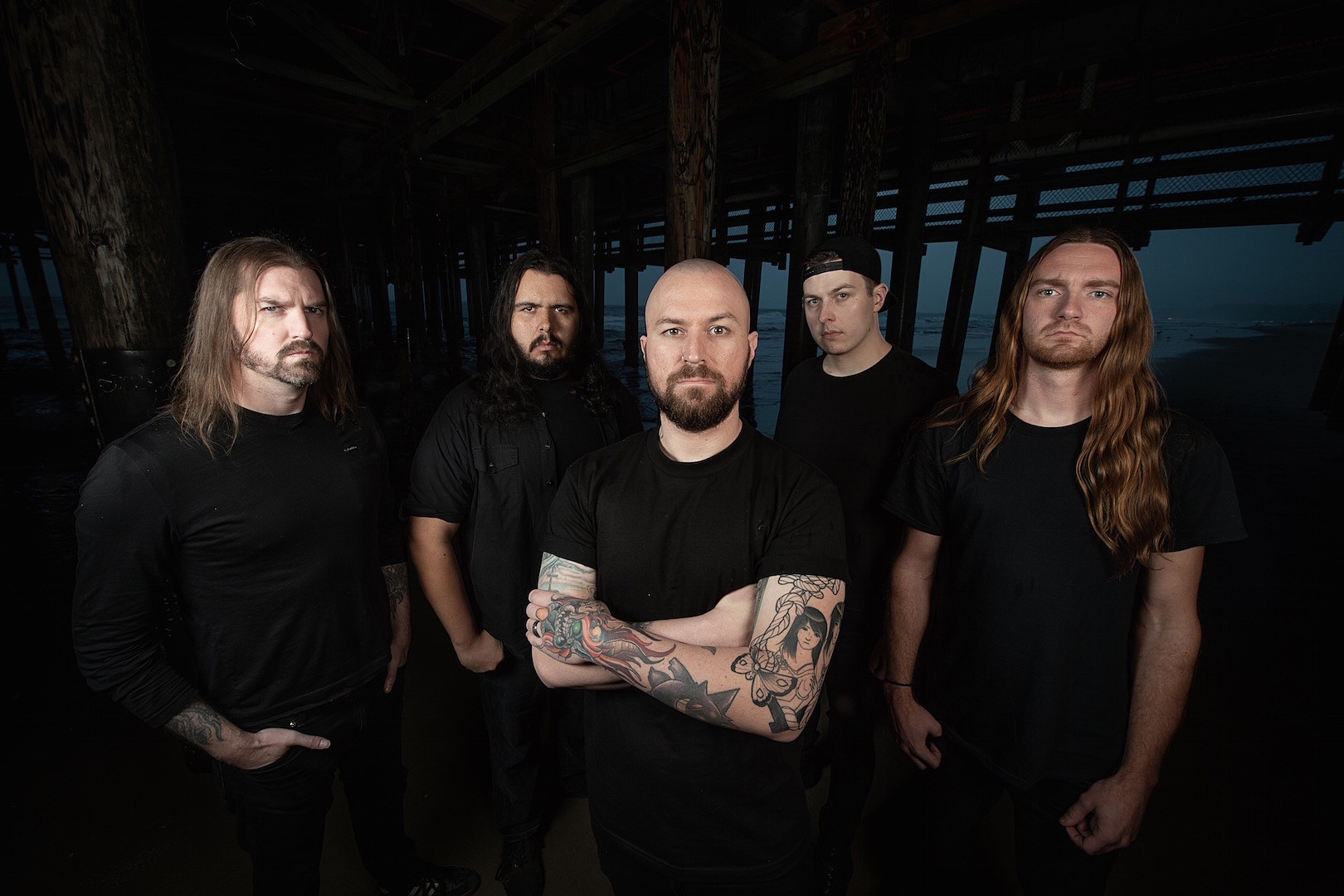 Allegaeon Go Prog With Epic Cover of Yes Classic 'Roundabout'