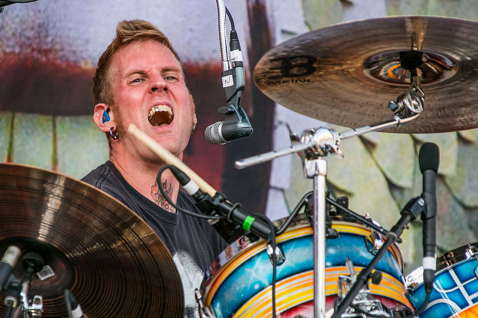 Mastodon's Brann Dailor on 'Stairway to Nick John,' 'Crack the Skye' + 2020 Album