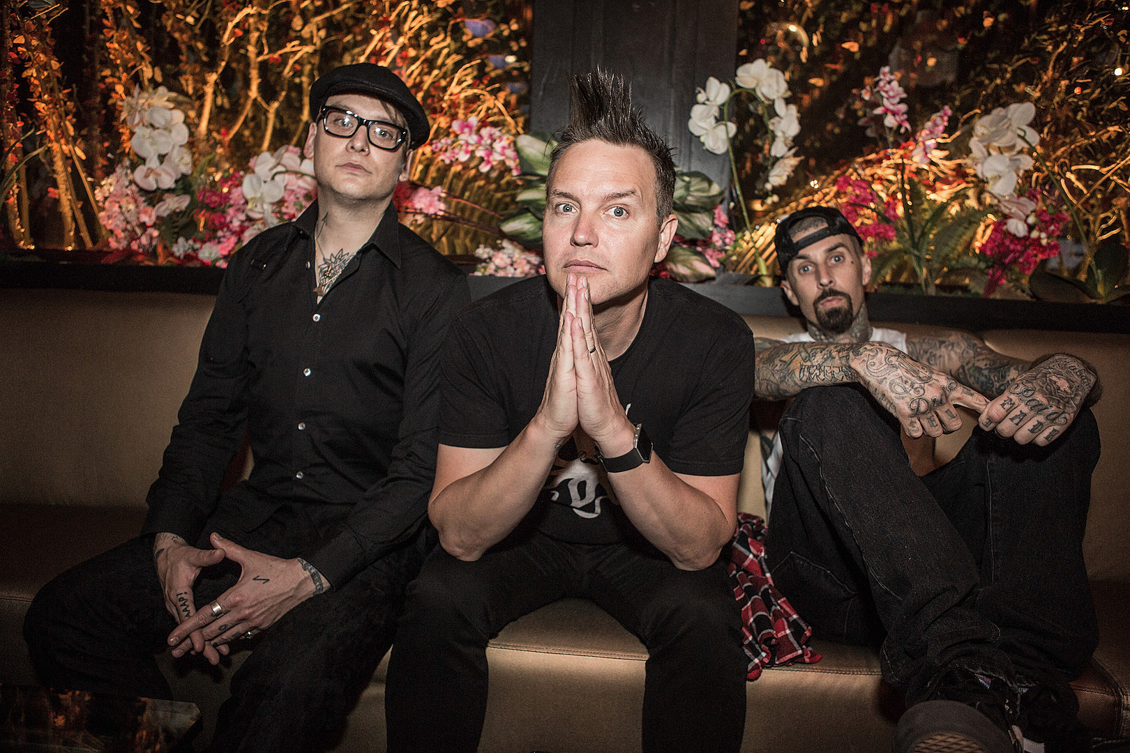Blink-182 Considered Doing a Side Projects Tour With +44, Angels & Airwaves, Transplants