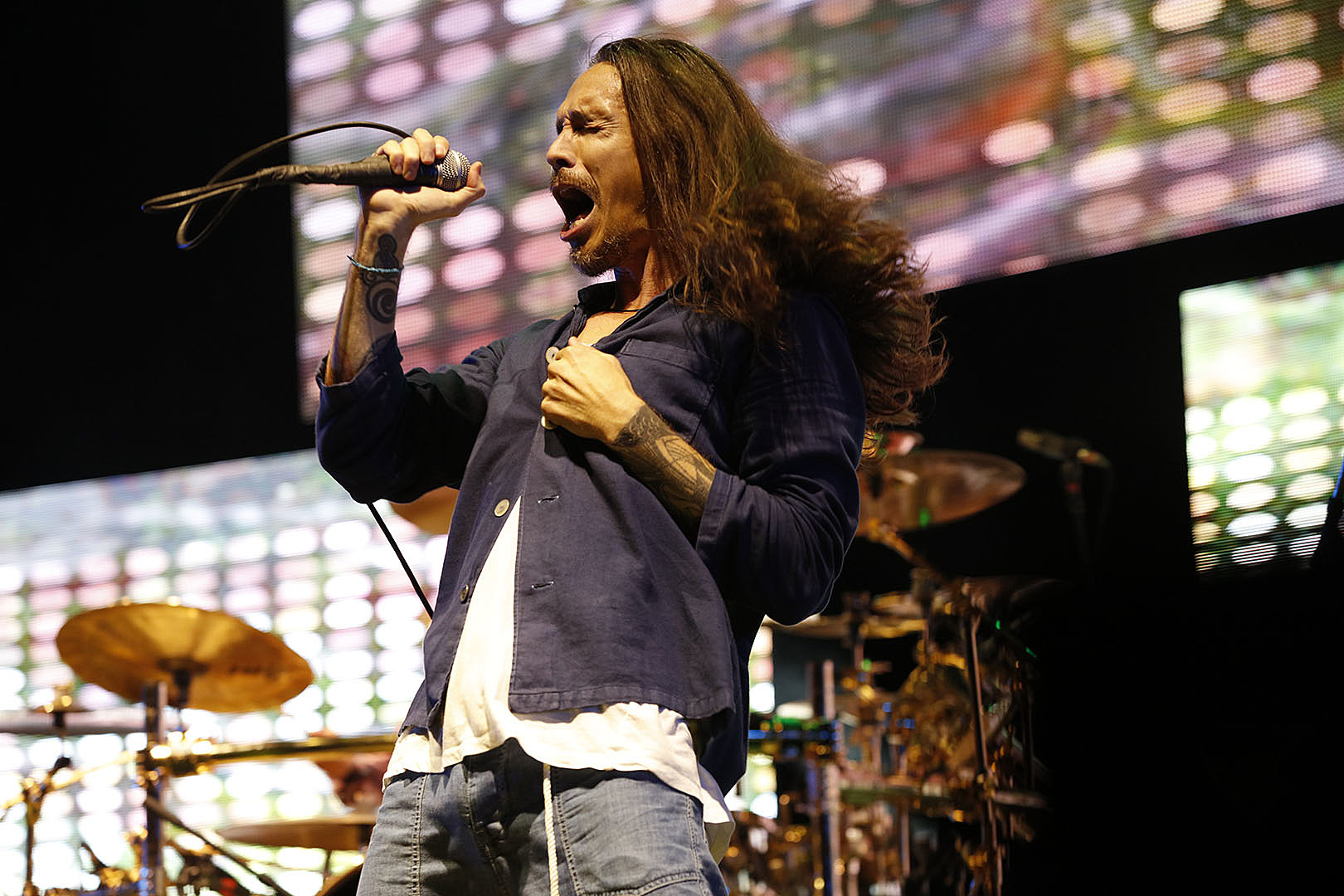 Brandon Boyd: Incubus Have 'Handful of New Songs' Already Finished