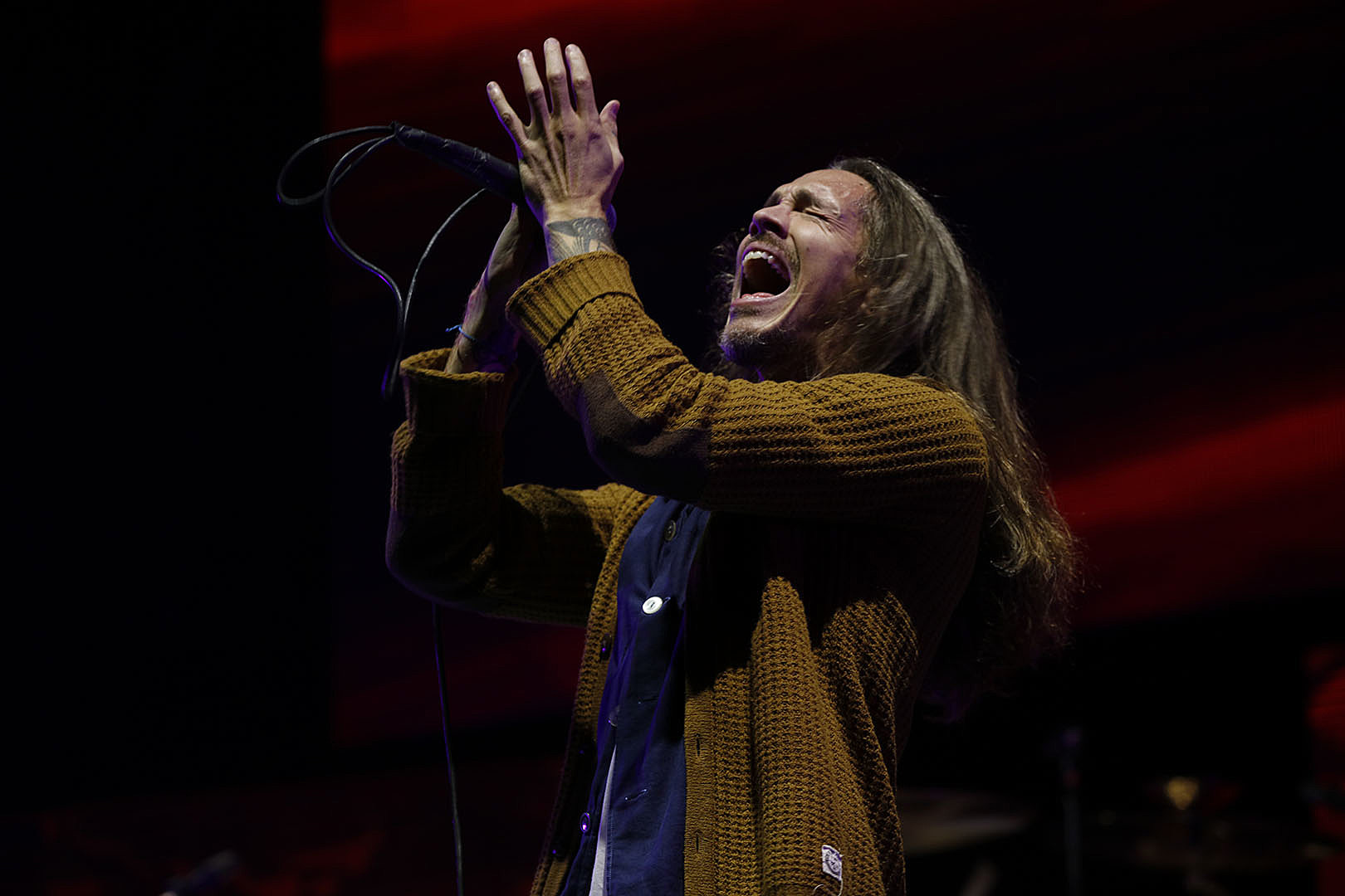 Brandon Boyd: It 'Hurt' Incubus to be Compared to 'Misogynistic' Nu Metal Bands