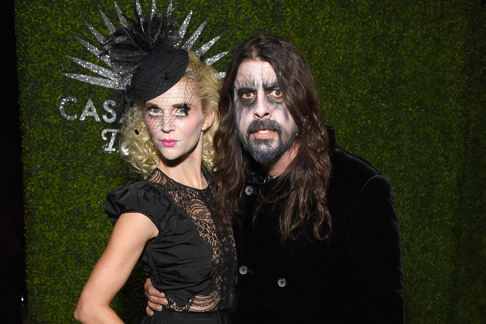 Dave Grohl Starts Halloween Early at 2018 Casamigos Party