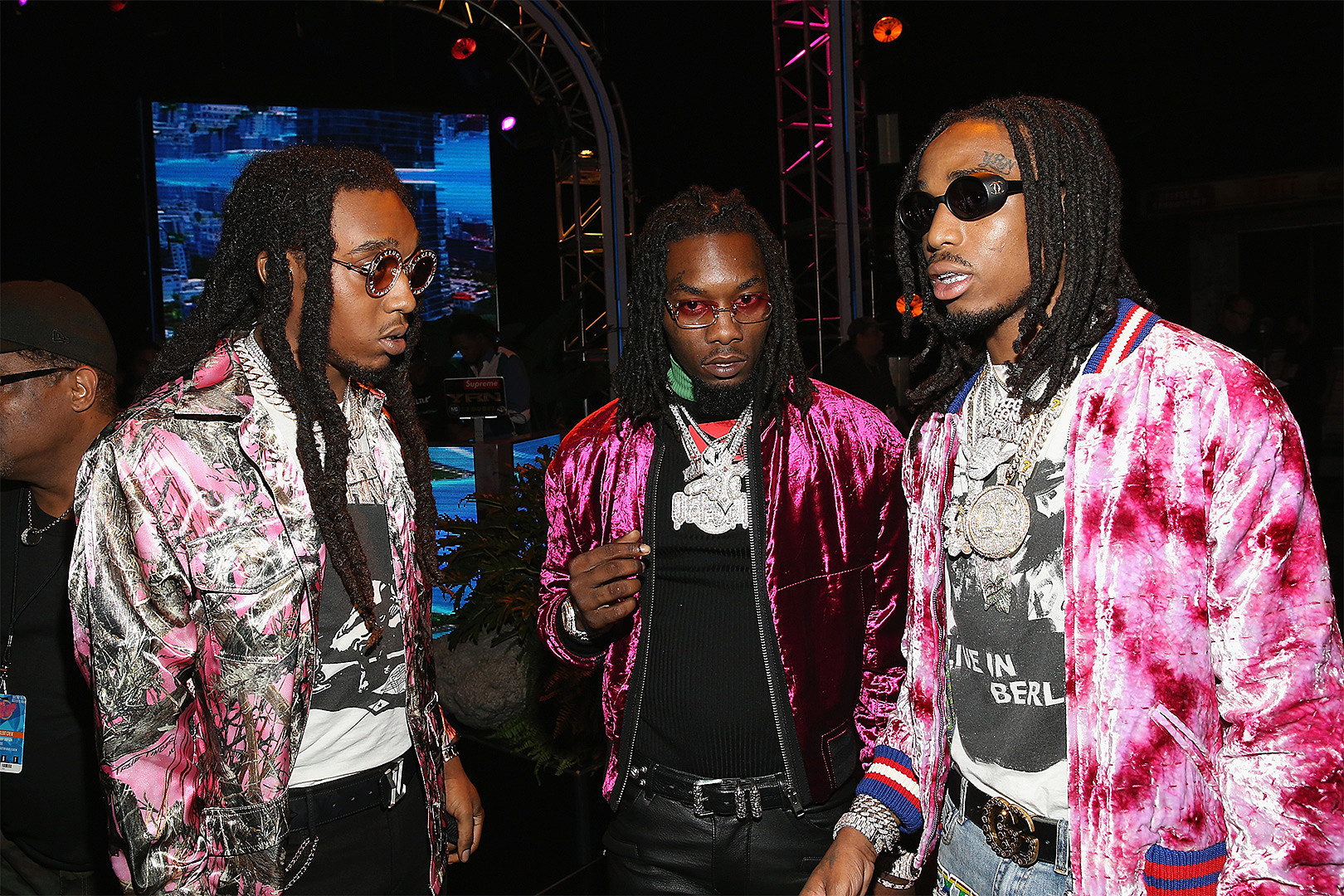 Rap group migos just won a rock award and nobody understands why m4hsunfo