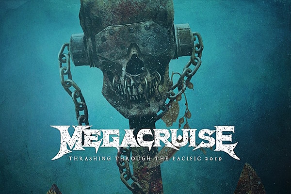 Megadeth Anthrax Testament More Announced For 2019 Megacruise