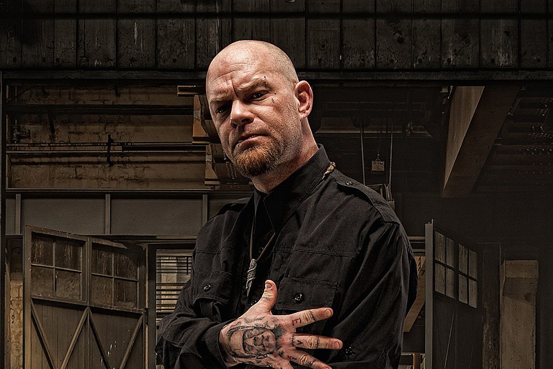 Ivan Moody: New Five Finger Death Punch Is the Best Music I've Been a Part of – Interview