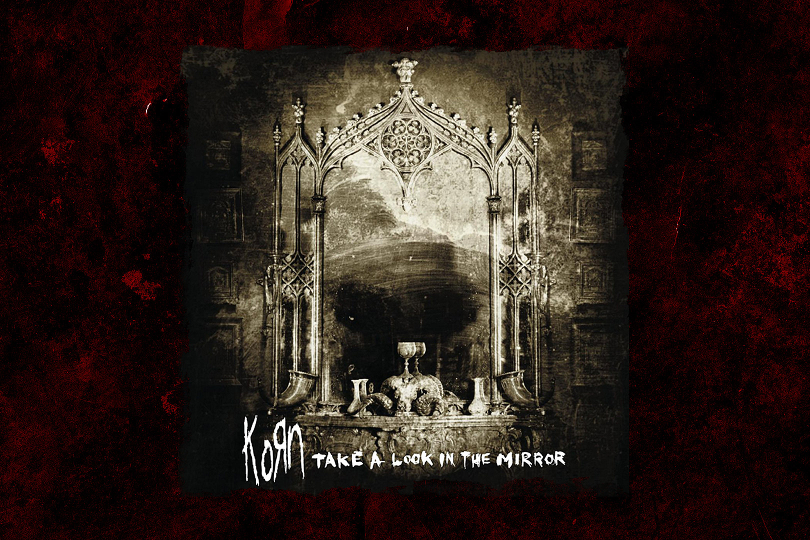 16 Years Ago: Korn Release 'Take a Look in the Mirror'