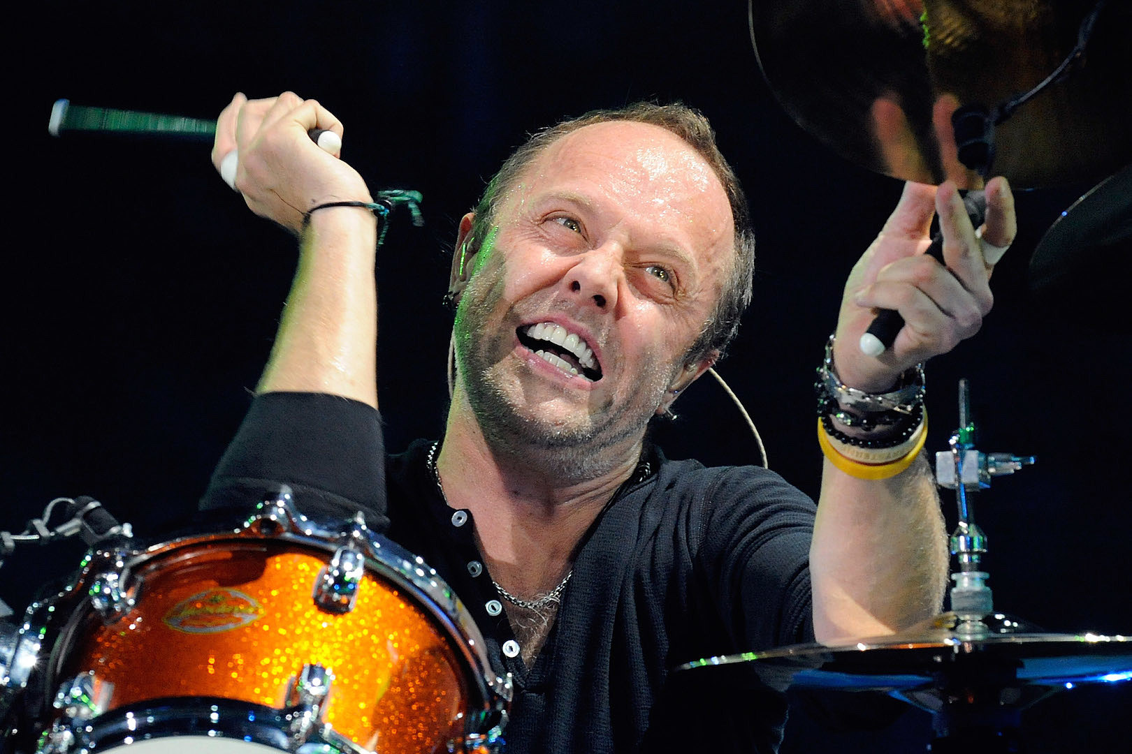 Metallica's Lars Ulrich Salutes Late 'S&M' Conductor Michael Kamen