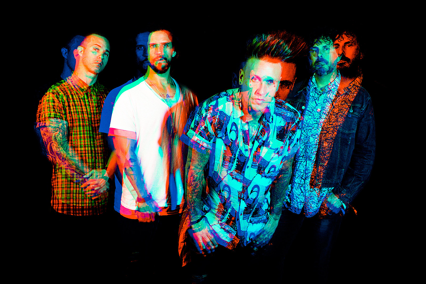 New Music: Papa Roach, Fever 333, Frank Carter, Whitechapel, More