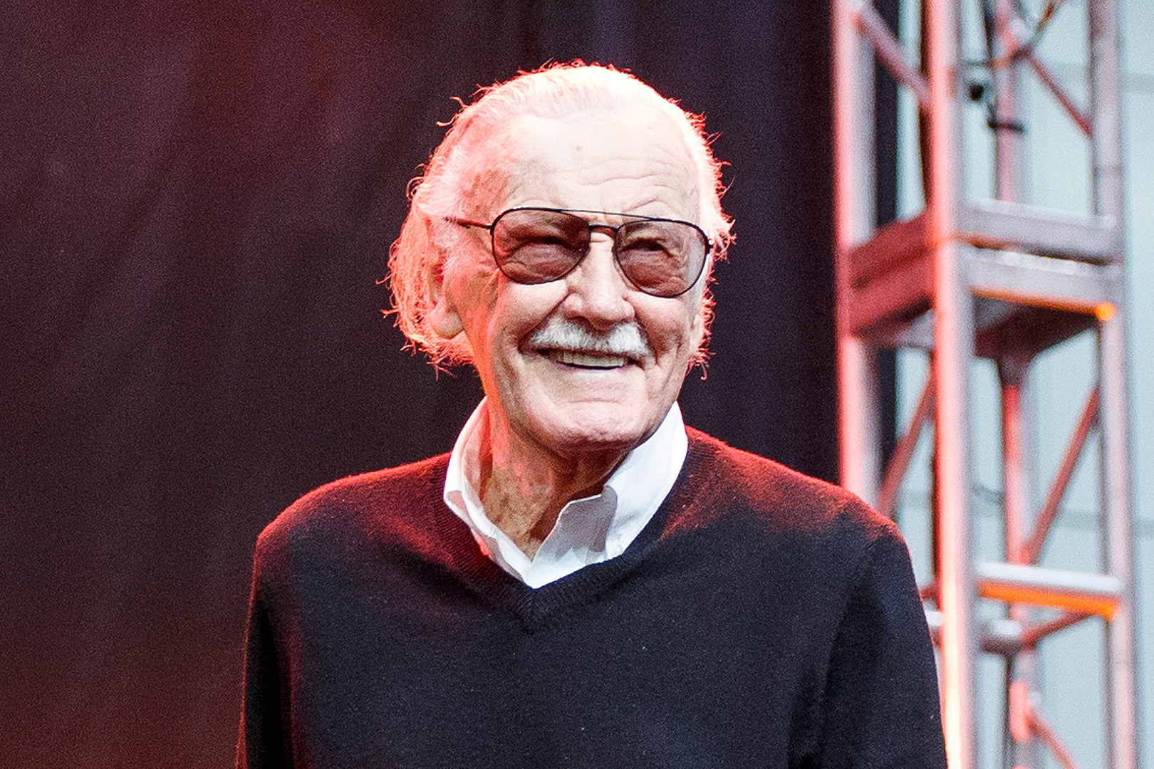 Rockers React: Comics Icon Stan Lee Dead at 95