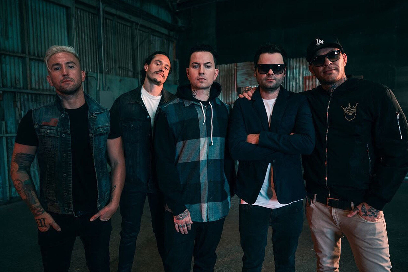 Hollywood Undead to Record New Album Next Month