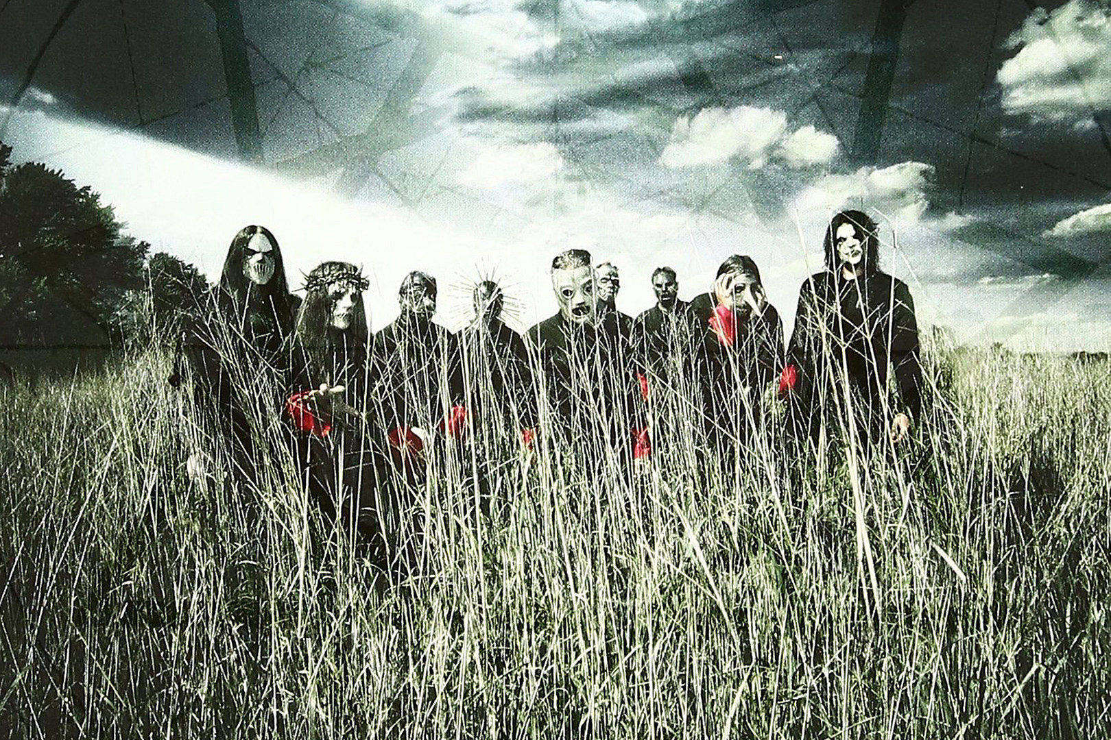 Slipknot Announce 'All Hope Is Gone' Re-Release