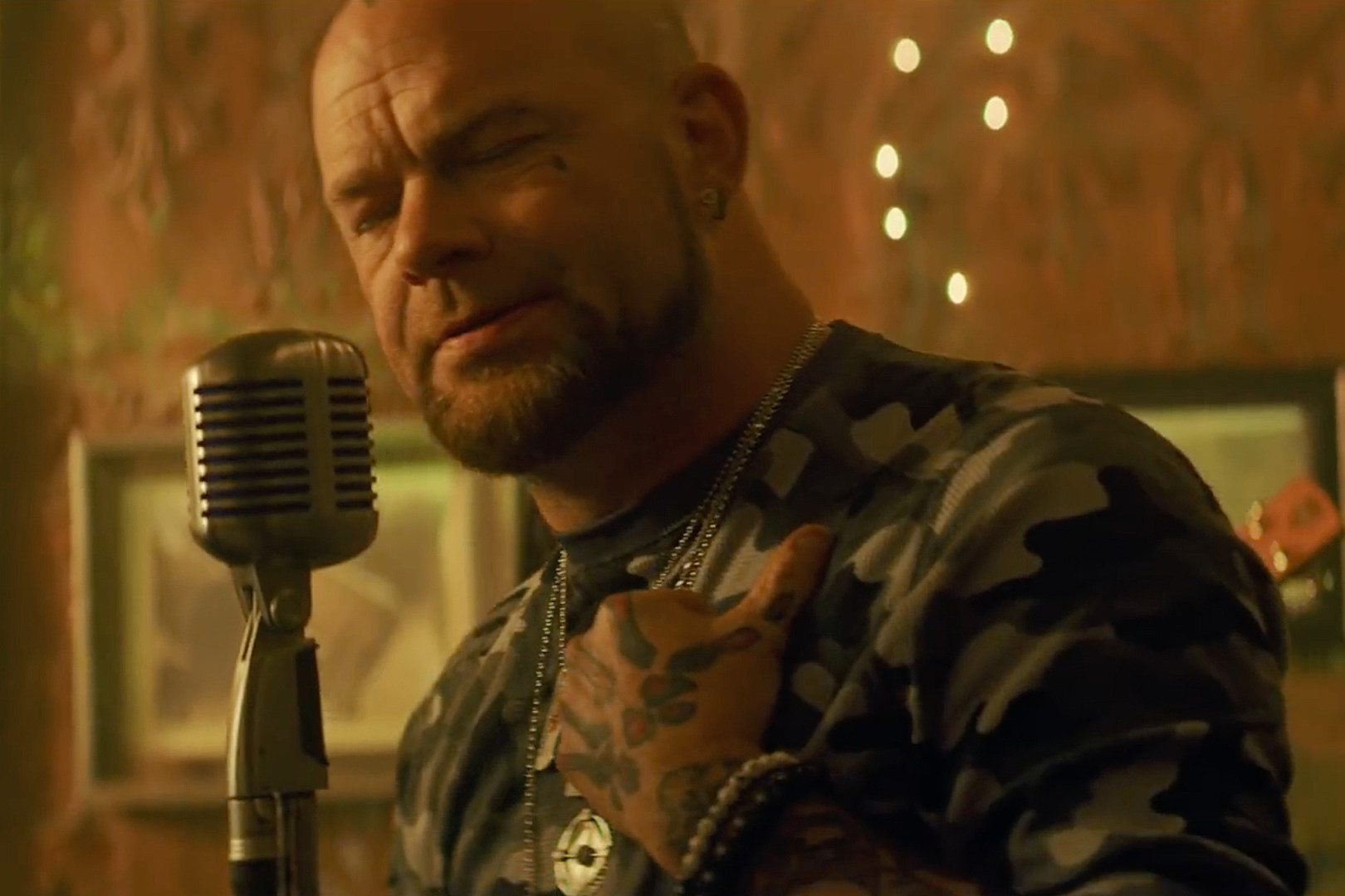Five Finger Death Punch Unleash Western-Themed Video For 'Blue On Black'
