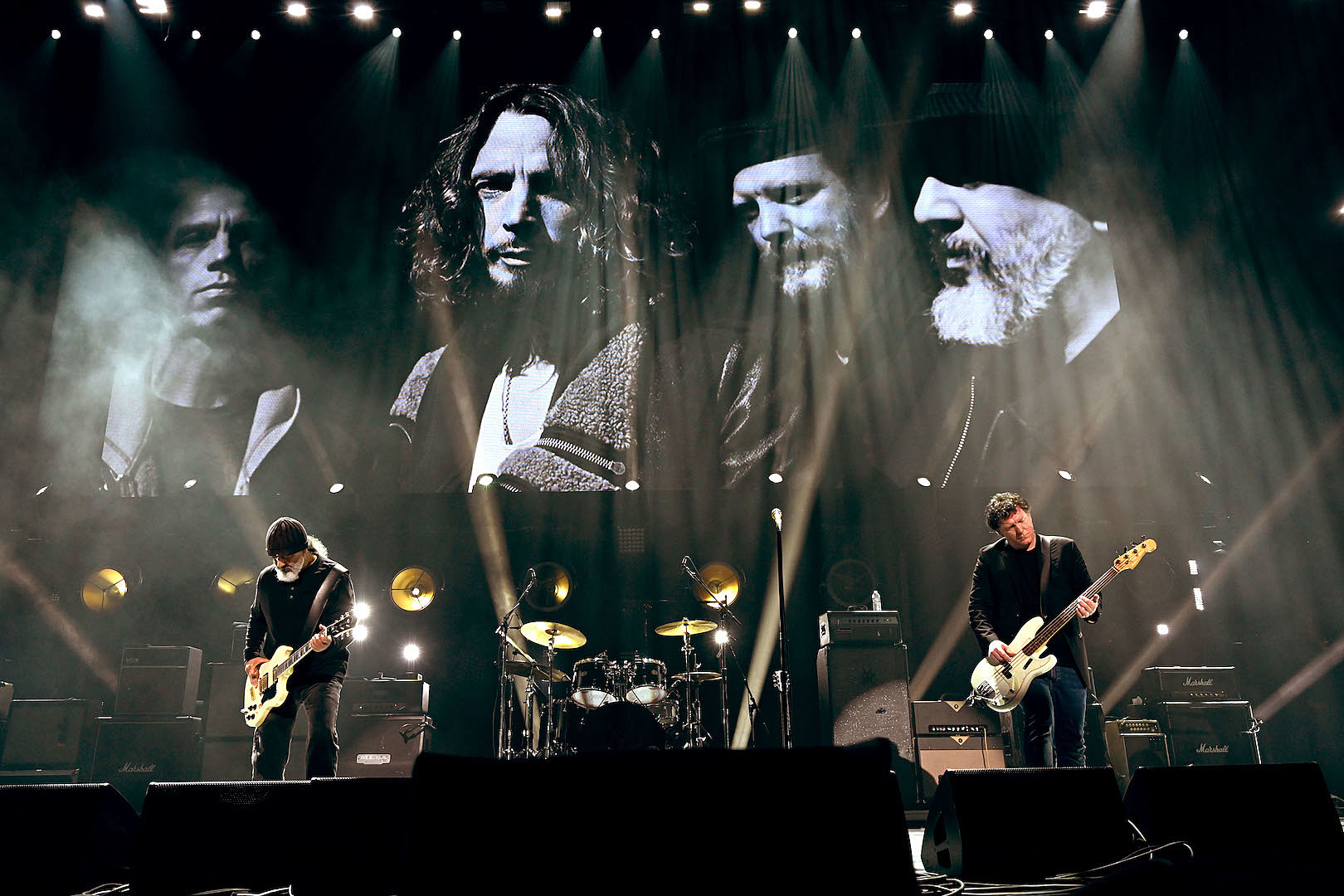 Watch Soundgarden Perform for First Time Since Chris Cornell's Death