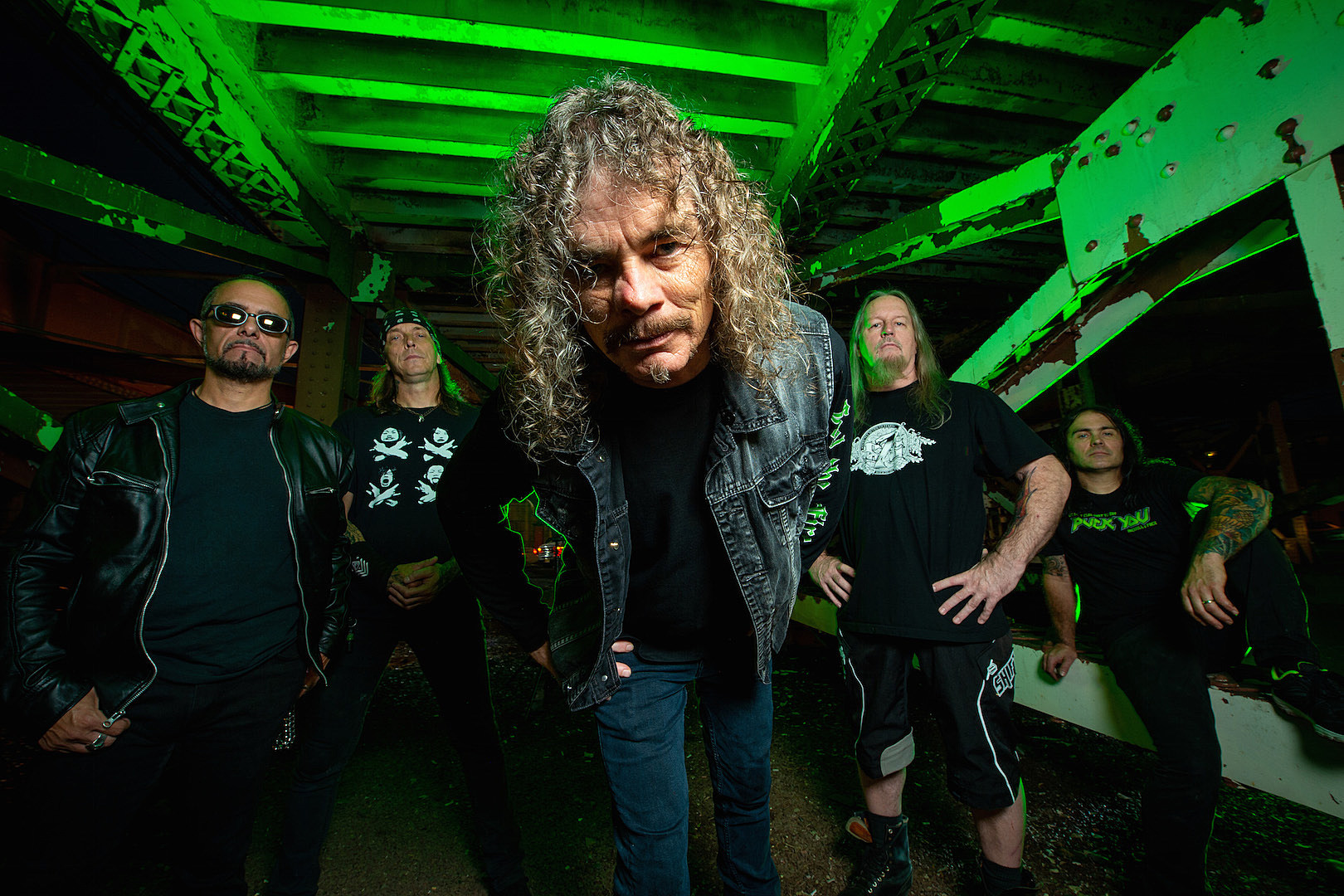 Overkill Mix It Up on New Song 'Head of a Pin'