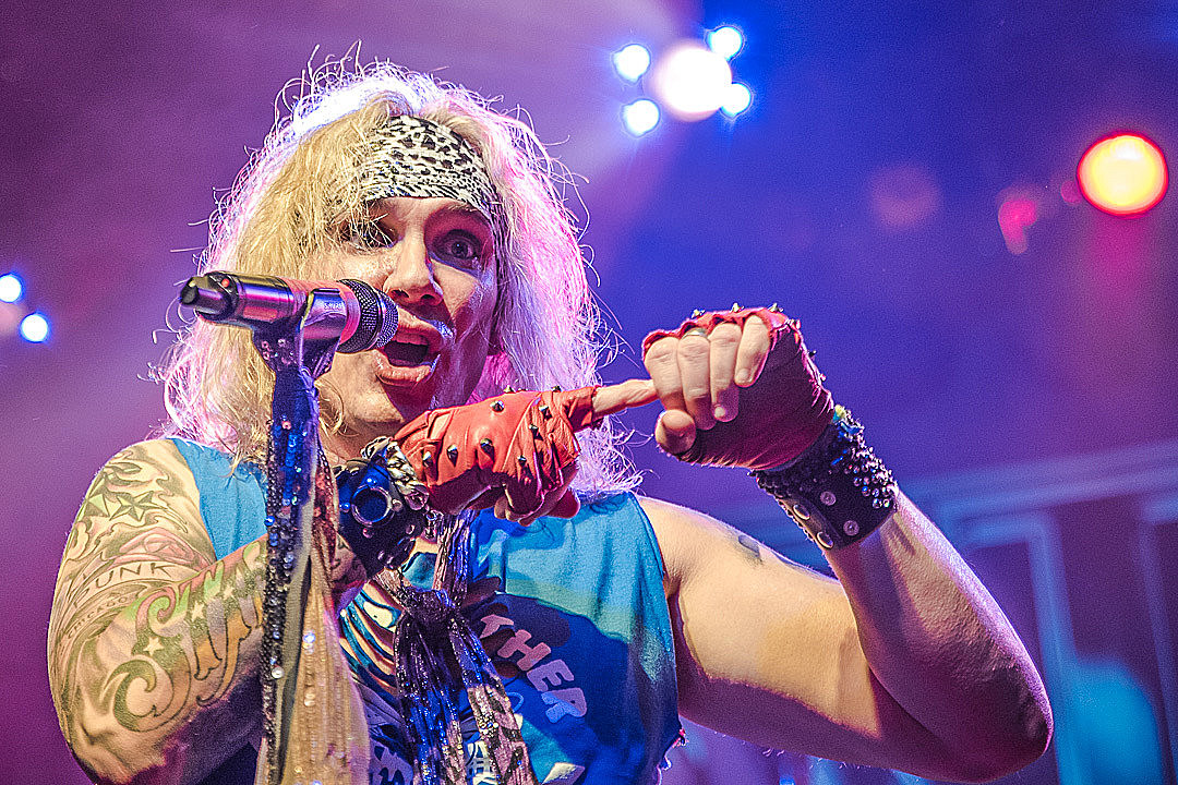 Steel Panther Spew 'Gods of Pussy' Video, Launch Animal Rescue Tour Initiative