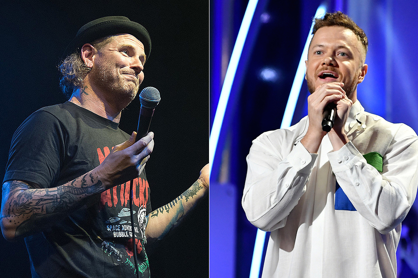 Corey Taylor: Imagine Dragons Are the New Nickelback
