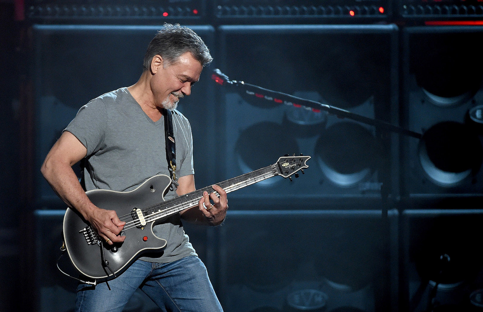 Tool Fan Has No Idea He Just Asked Eddie Van Halen to Take Picture