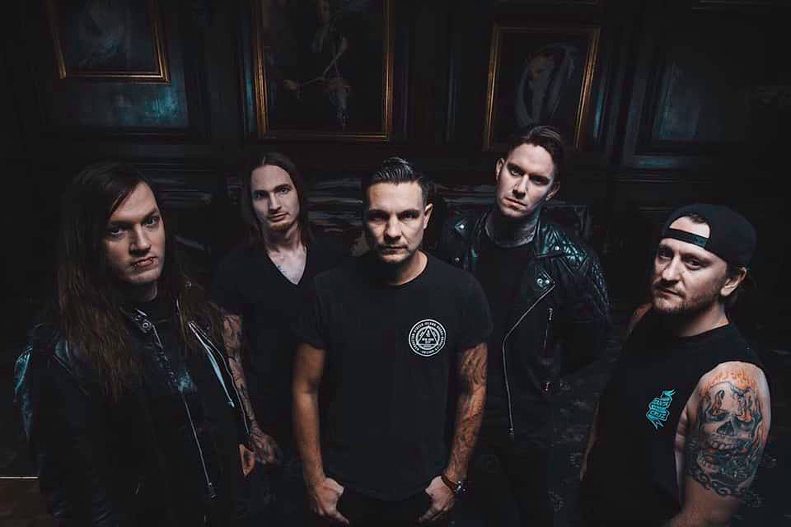 Ex-Bullet for My Valentine Drummer's New Band Releases Song, Sounds Like Old Bullet