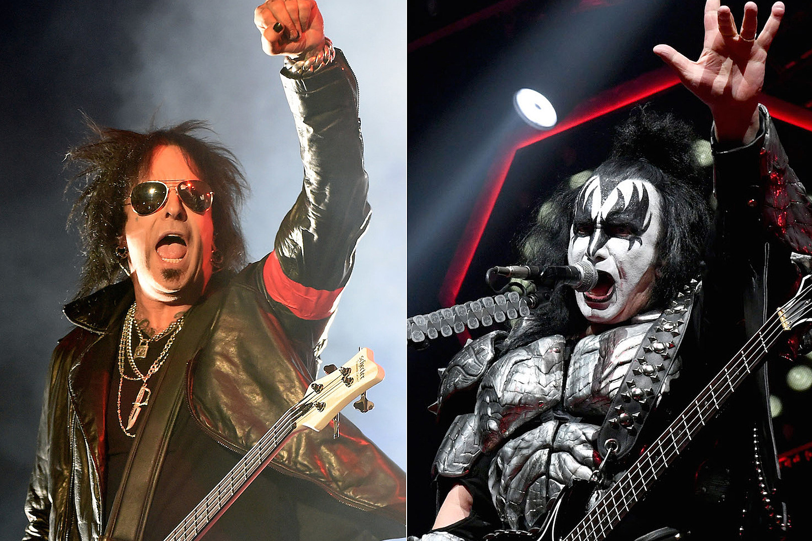Nikki Sixx Slams KISS For Stealing From Motley Crue's Tour Finale