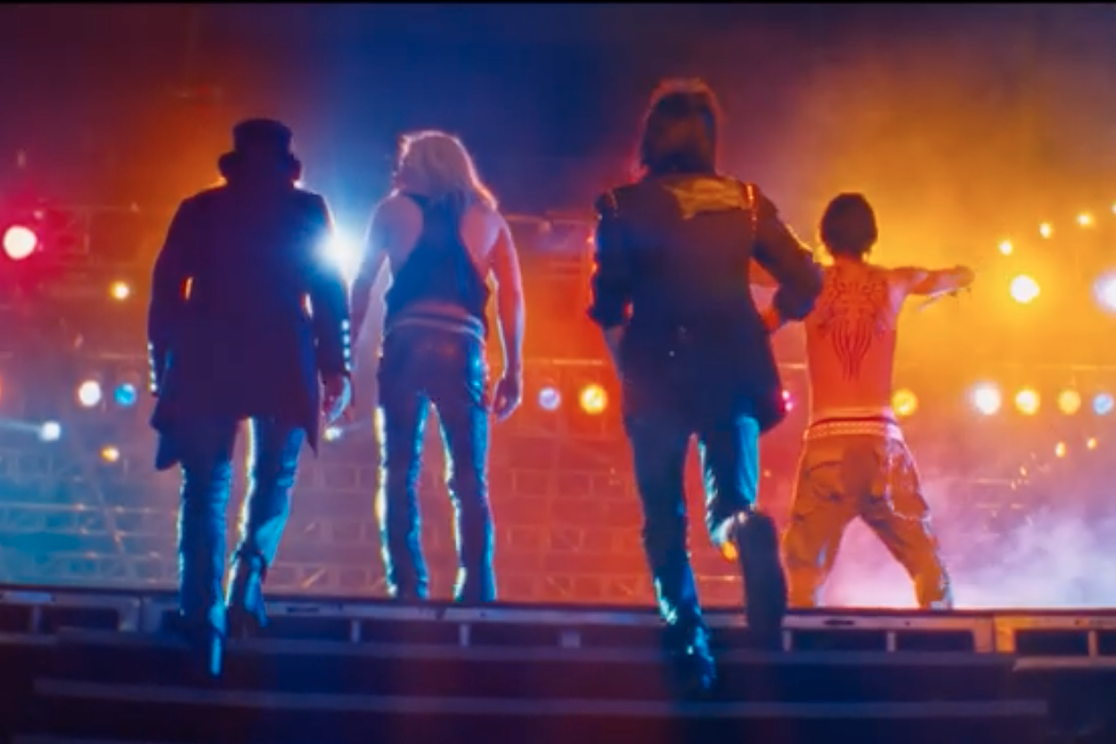 Watch the Full Trailer for the Motley Crue Movie 'The Dirt'