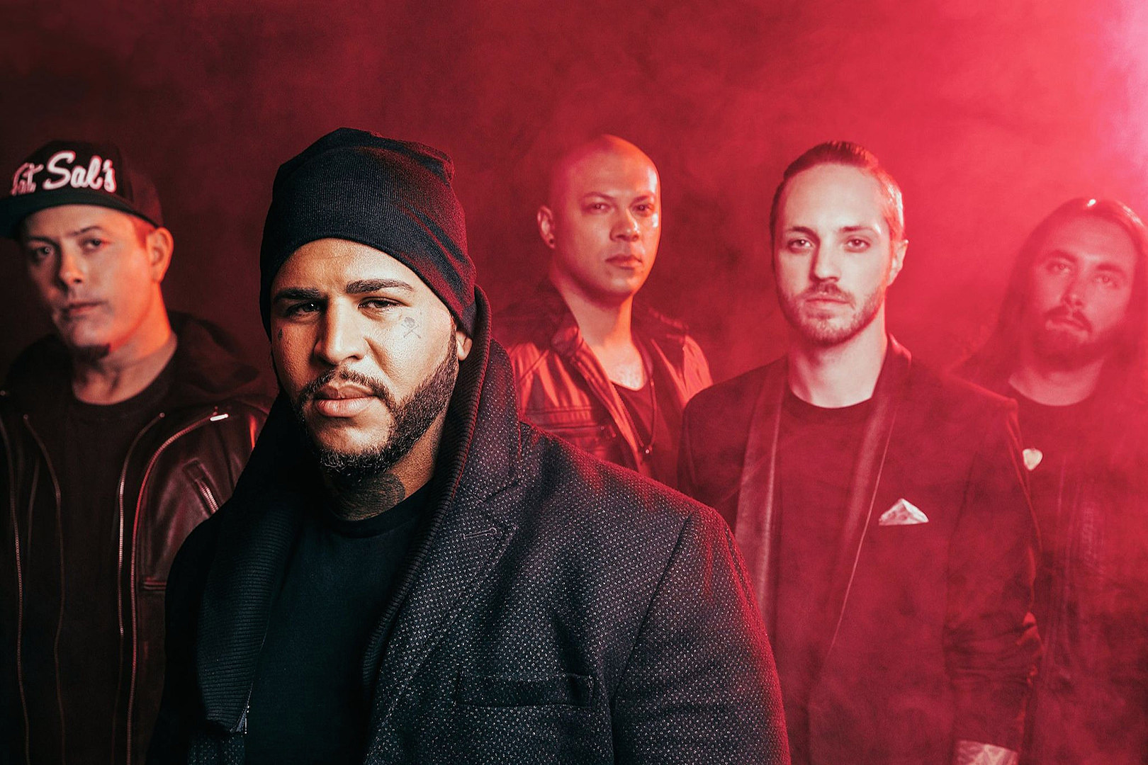 Bad Wolves Would Rather Be That 'Zombie' Band Than Nobodies