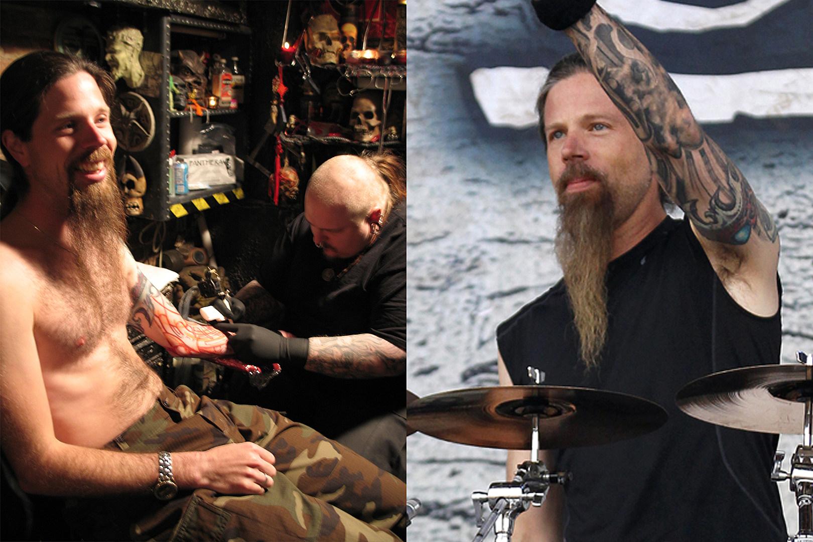 Lamb of God: Chris Adler's Tattoos Can't Be Described