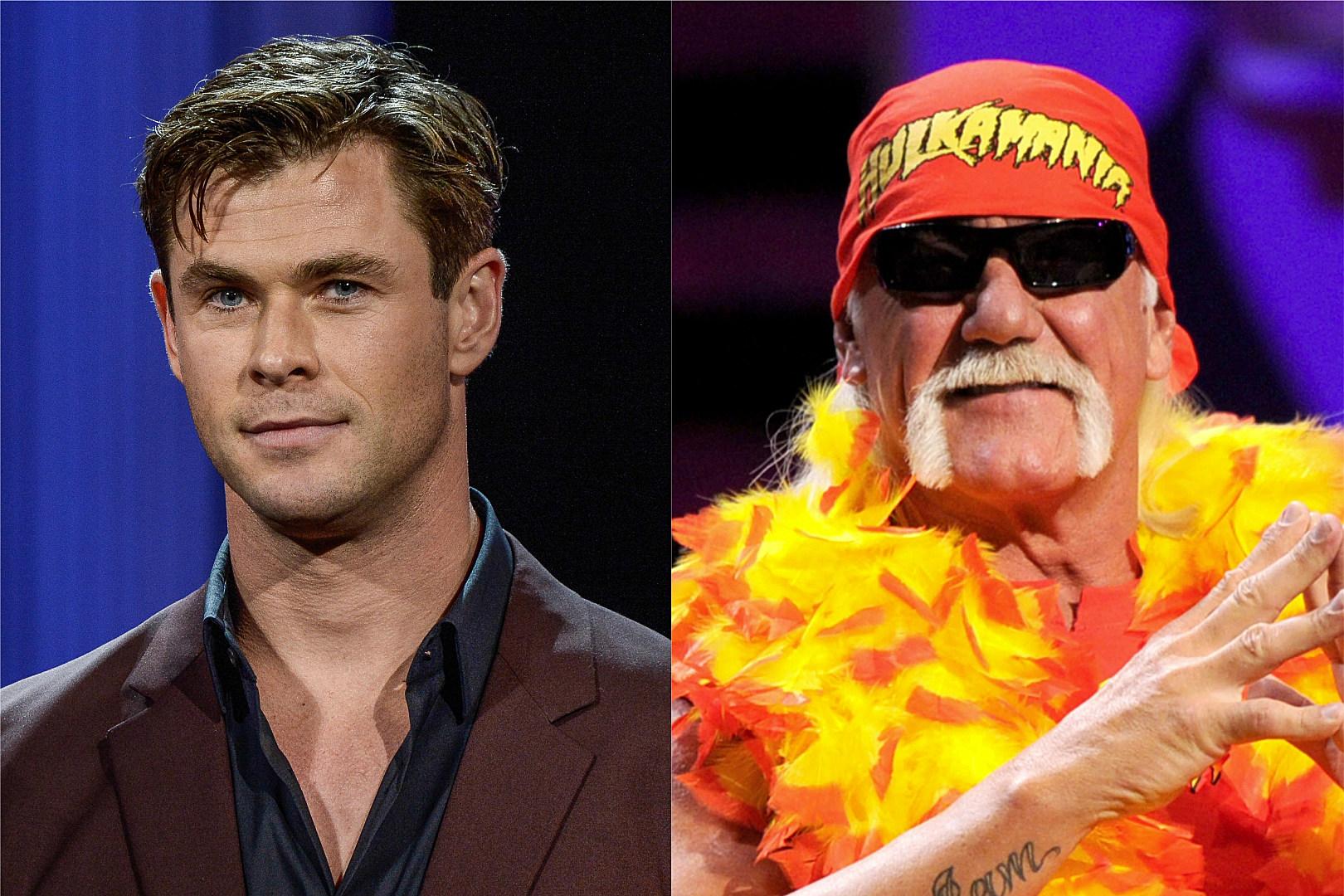 Hulk Hogan Will be Played by Chris Hemsworth in Upcoming Movie