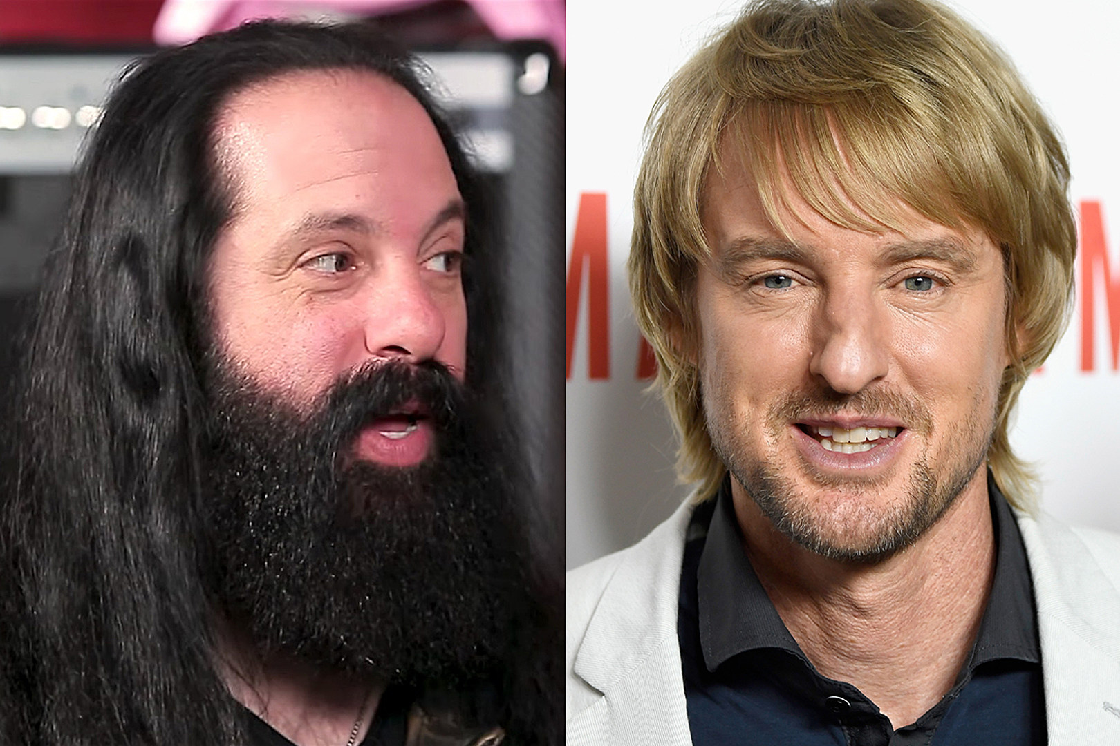 Dream Theater's John Petrucci Won't Confirm Owen Wilson 'Wow' Cameo on New Album
