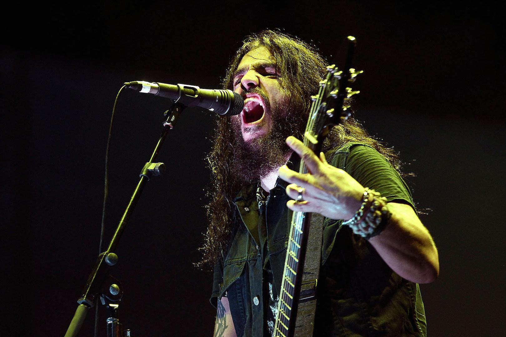 Machine Head Tease Some 'New Heaviness' for Next Album