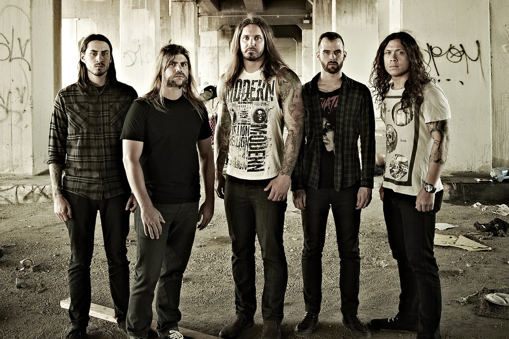 As I Lay Dying Announce U.S. Tour With After the Burial + Emmure
