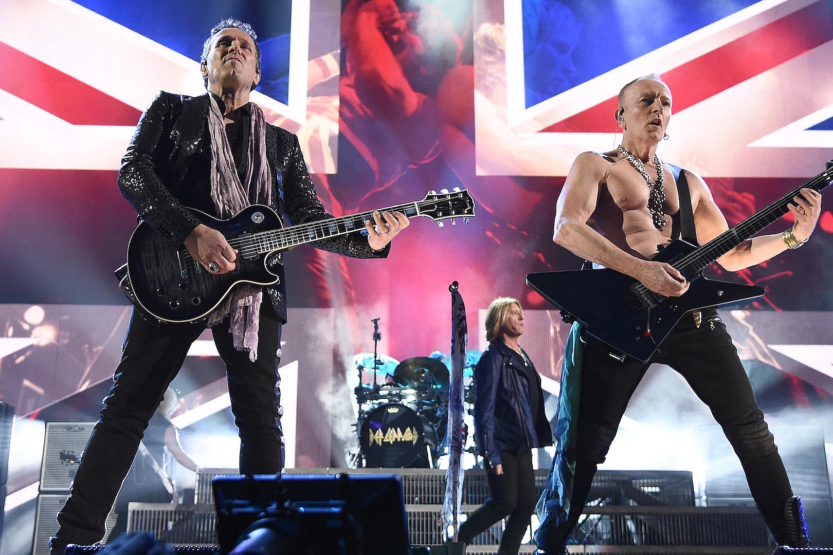Watch Def Leppard's Rock and Roll Hall of Fame Induction Speech